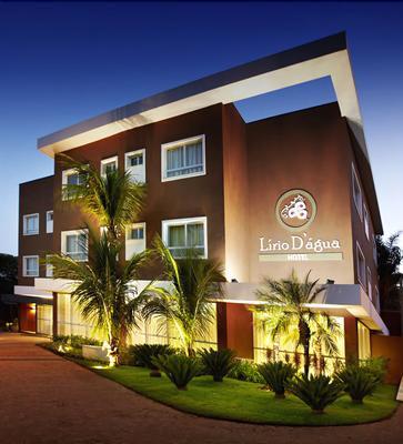 利里奥阿瓜酒店 - 奥林匹亚 - 建筑