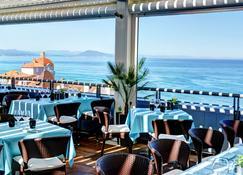 比亚丽兹丽笙酒店 - 比亚里茨 - 餐馆