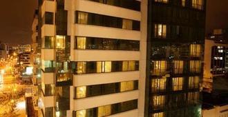 里约亚马逊酒店 - 基多 - 建筑