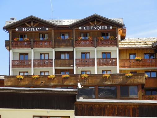 帕奇斯酒店 - 蒂涅 - 建筑