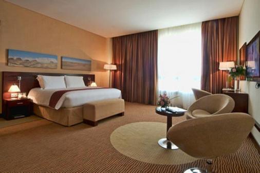马斯喀特城市季节酒店 - 马斯喀特 - 睡房