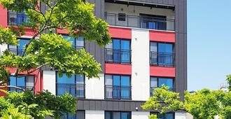 东月床位收音机饭店 - 青年旅舍 - 济州 - 建筑