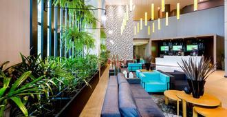巴西利亚艾克索美爵酒店 - 巴西利亚 - 大厅