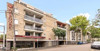 悉尼南华尔道夫酒店 - 悉尼 - 建筑