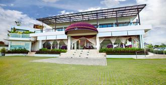 努纱杜瓦精品别墅温泉酒店 - South Kuta - 建筑
