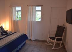 帕姆特里斯公寓 - 威廉斯塔德 - 睡房