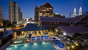 吉隆坡皇家卓兰酒店 - 吉隆坡 - 游泳池