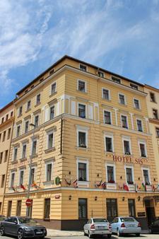 Sis画廊酒店 - 布拉格 - 建筑