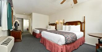 兰开斯特美国最佳价值套房酒店 - 兰开斯特 - 睡房