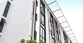 兰甘亨金盏花精品公寓 - 曼谷 - 建筑
