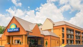 诺克斯维尔东戴斯酒店 - 诺克斯维尔 - 建筑