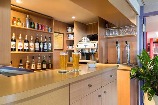 尼姆路边石原创城市酒店(国际酒店) - 尼姆 - 酒吧