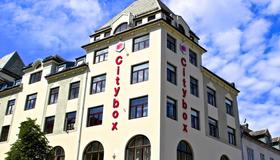 卑尔根城市之盒酒店 - 卑尔根 - 建筑