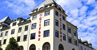 卑尔根城市之盒酒店 - 卑尔根