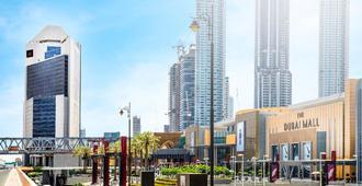迪拜中心丽笙布鲁酒店 - 迪拜 - 户外景观