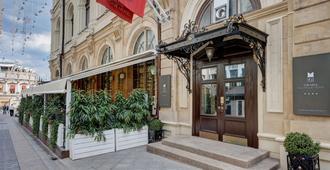 克兹奈特斯基酒店 - 莫斯科 - 建筑