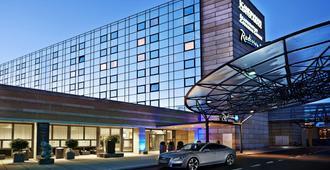 奥尔胡斯蓝色雷迪森北欧酒店 - 奥胡斯 - 建筑