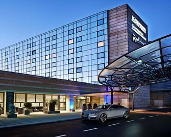 丽笙蓝光酒店-奥胡斯斯堪的纳维亚 - 奥胡斯 - 建筑