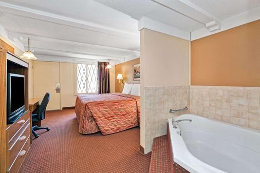 西弗吉尼亚州查尔斯顿骑士旅馆 - 查尔斯顿 - 睡房