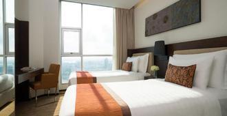 曼谷沙通安纳塔拉酒店公寓 - 曼谷 - 睡房