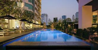 曼谷沙通安纳塔拉酒店公寓 - 曼谷 - 游泳池