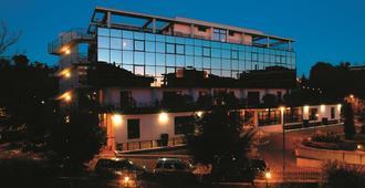 祖恩酒店 - 罗马 - 建筑
