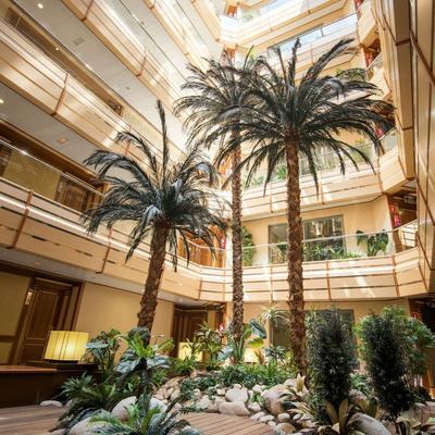 Vp都市花园酒店 - 马德里 - 大厅