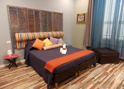 圣雷莫旅馆 - 圣雷莫 - 睡房