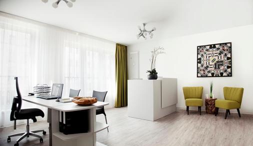罗森塔尔公寓式酒店 - 柏林 - 餐厅