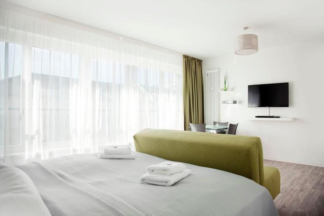 罗森塔尔公寓式酒店 - 柏林 - 睡房