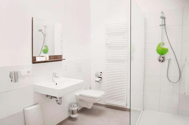 罗森塔尔公寓式酒店 - 柏林 - 浴室