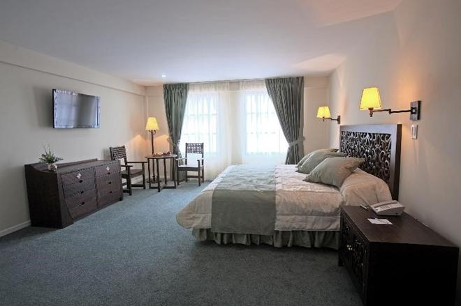 Dm Hotel Andino Resort & Spa - 拉巴斯 - 睡房