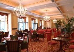 布鲁塞尔广场酒店 - 布鲁塞尔 - 餐馆