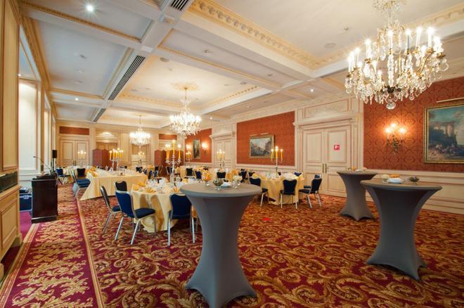 布鲁塞尔广场酒店 - 布鲁塞尔 - 宴会厅