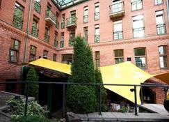最佳西方桑塔科斯酒店 - 考纳斯 - 建筑