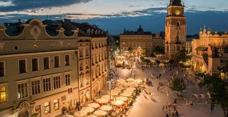 克拉科夫市西诺富特酒店 - 克拉科夫 - 户外景观