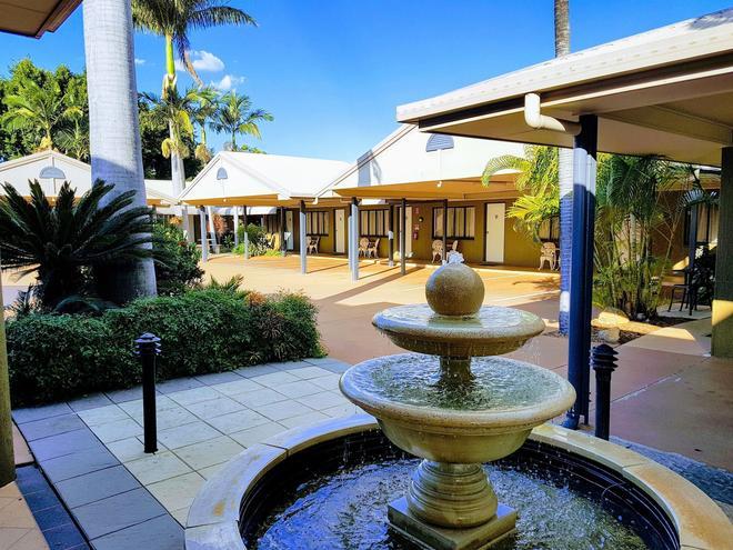 罗克汉普顿棕榈汽车旅馆 - 洛坎普顿 - 户外景观