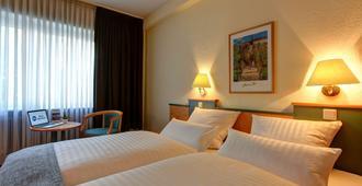 贝斯特韦斯特国宾大酒店杜塞尔多夫 - 杜塞尔多夫 - 睡房