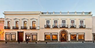 圣莱昂纳多普埃布拉帕拉西奥酒店 - 普埃布拉 - 建筑