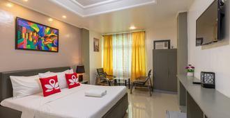 旅客海洋旅馆 - 爱妮岛 - 睡房