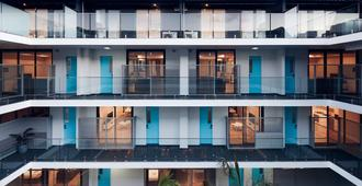 坎伯当维里耶酒店 - 悉尼 - 建筑