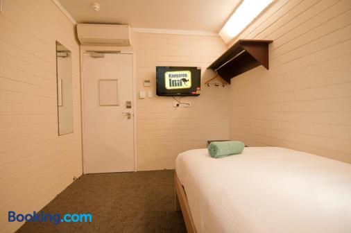 袋鼠酒店 - 珀斯 - 浴室