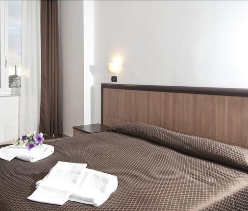 肖邦酒店 - 热那亚 - 睡房