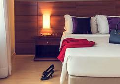 约恩维利普林茨美居酒店 - 久茵维力 - 睡房