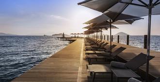 博德鲁姆海滩瑞士度假酒店 - 博德鲁姆