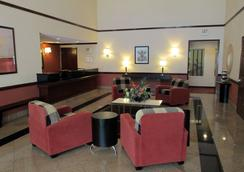 达拉斯-优势点大道美国长住酒店 - 达拉斯 - 休息厅