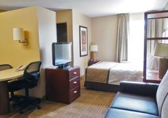 达拉斯-优势点大道美国长住酒店 - 达拉斯 - 睡房