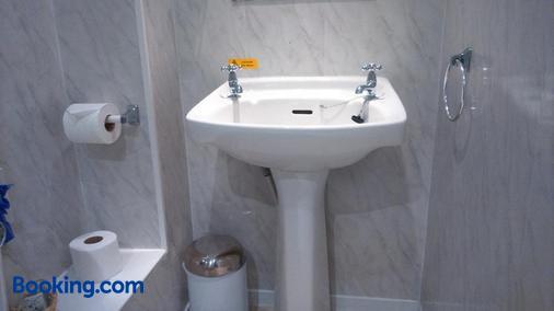 佛斯特旅馆 - 韦茅斯 - 浴室