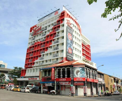 槟城市中心和谐酒店 - 乔治敦 - 建筑