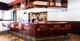 特布斯潘巴斯蒂翁卢恩城堡酒店 - 鹿特丹 - 酒吧